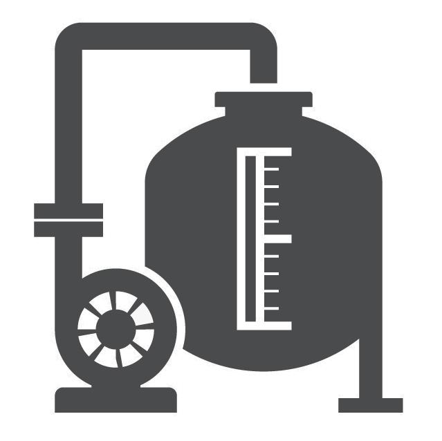 Filtração e Recirculação