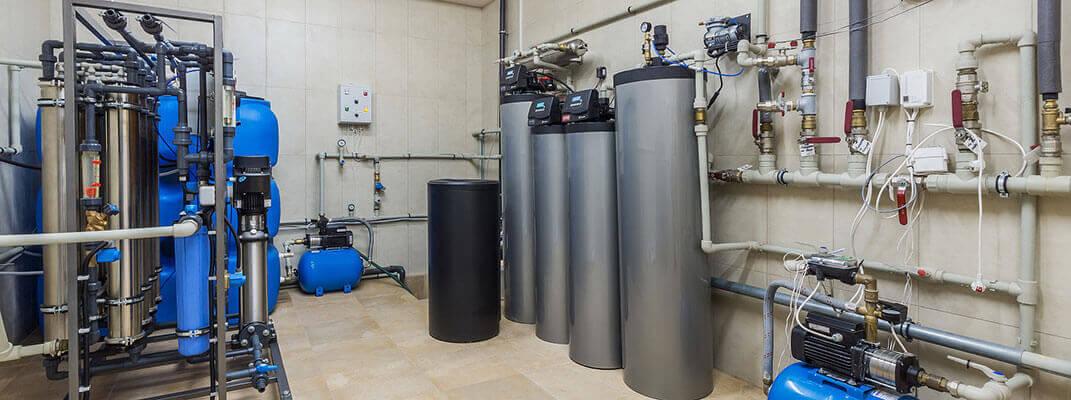 Tratamento de Águas de Consumo Humano e Industrial