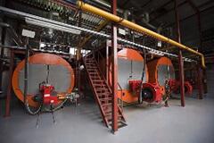 Soluções Químicas para Caldeiras